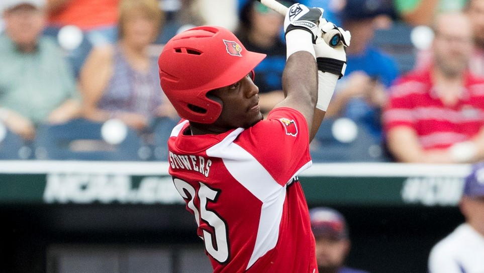 hot sale online ebdab 9675e Notebook  Six Cardinals Among Top 250 Prospects for 2018 MLB Draft.  Louisville s ...