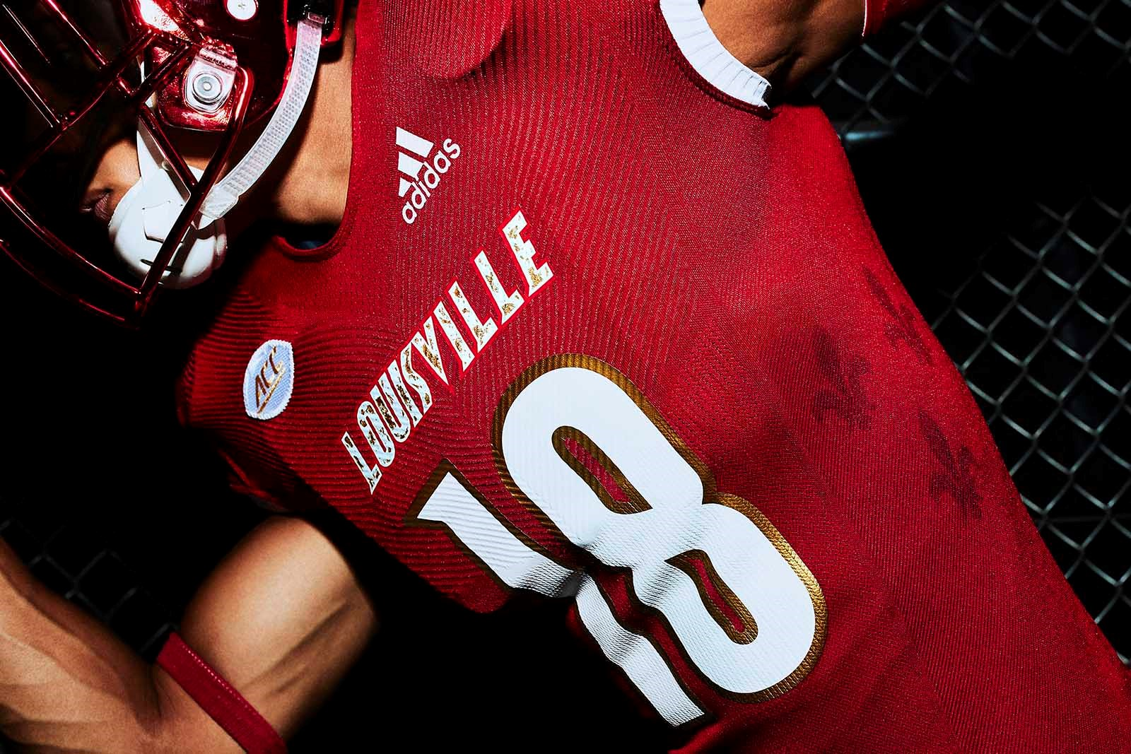 sale retailer 7bdf2 26e29 Louisville and adidas Unveil New Special Edition 'Hard Knox ...