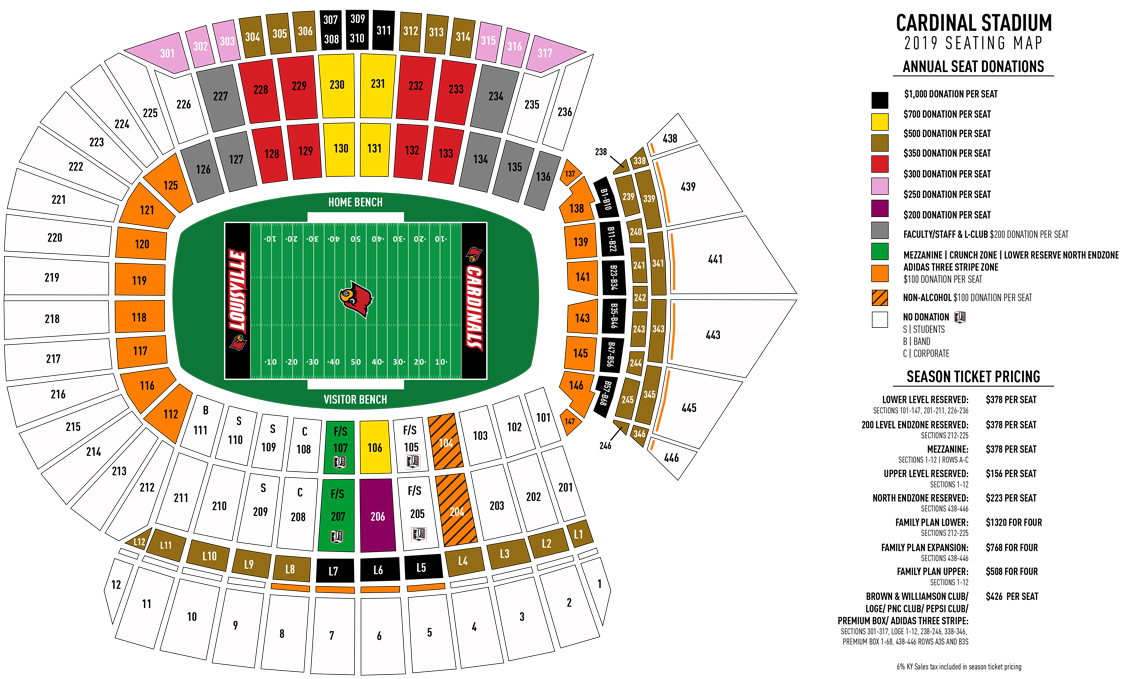 New Cardinal Stadium Section Numbering - University of ... on cardinals stadium, cardinals wallpaper, cardinals bedding, cardinals calendar, cardinals shoes, cardinals opening day 2015, cardinals postseason, cardinals field, cardinals ballpark village, cardinals super bowl, cardinals girls, cardinals sweep, cardinals banner, cardinals tickets map, cardinals parking map, cardinals catcher, cardinals game schedule, cardinals lose, cardinals ticket packages, cardinals spring training tickets,
