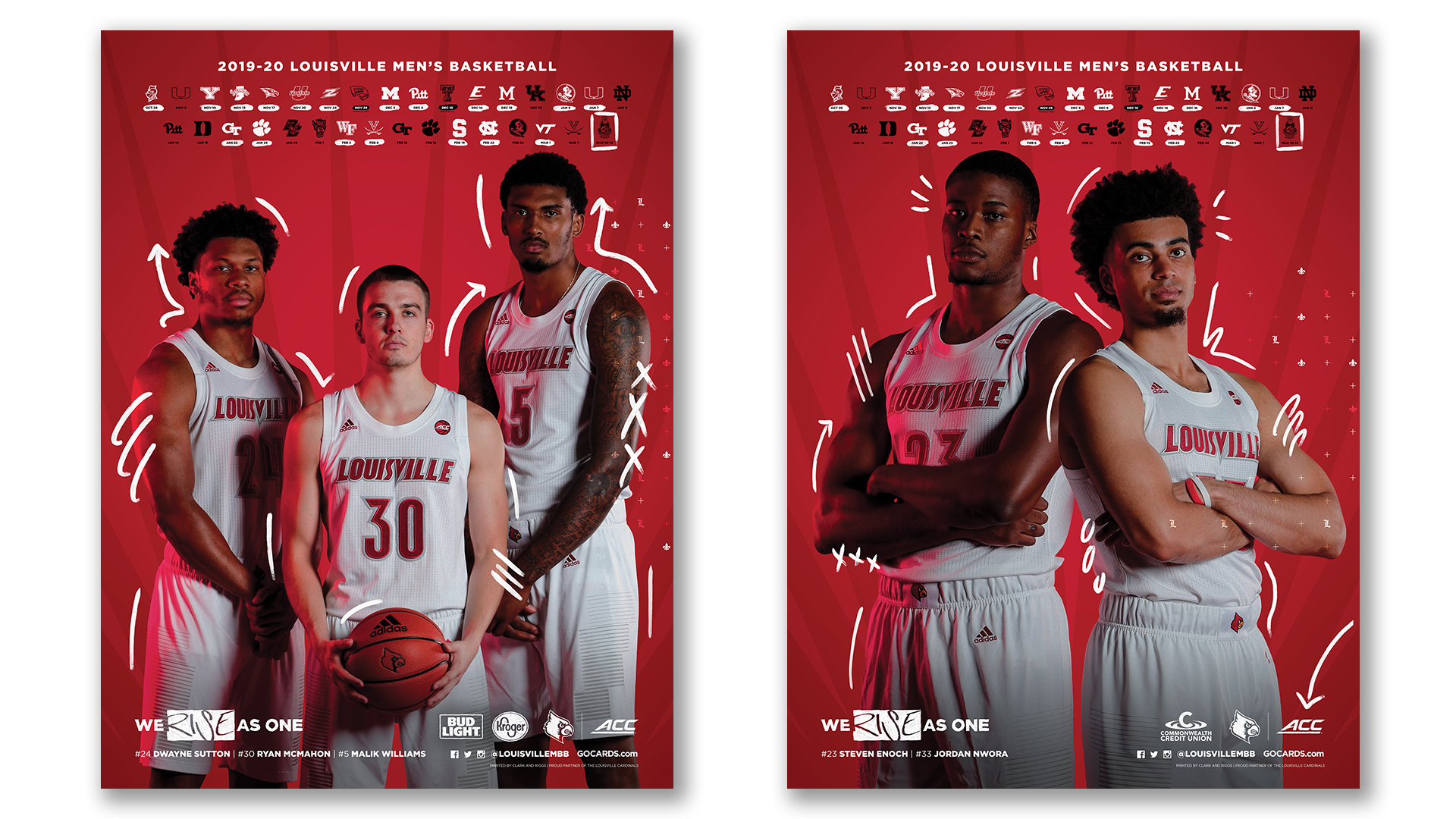 Men S Basketball Posters Available Thursday University Of