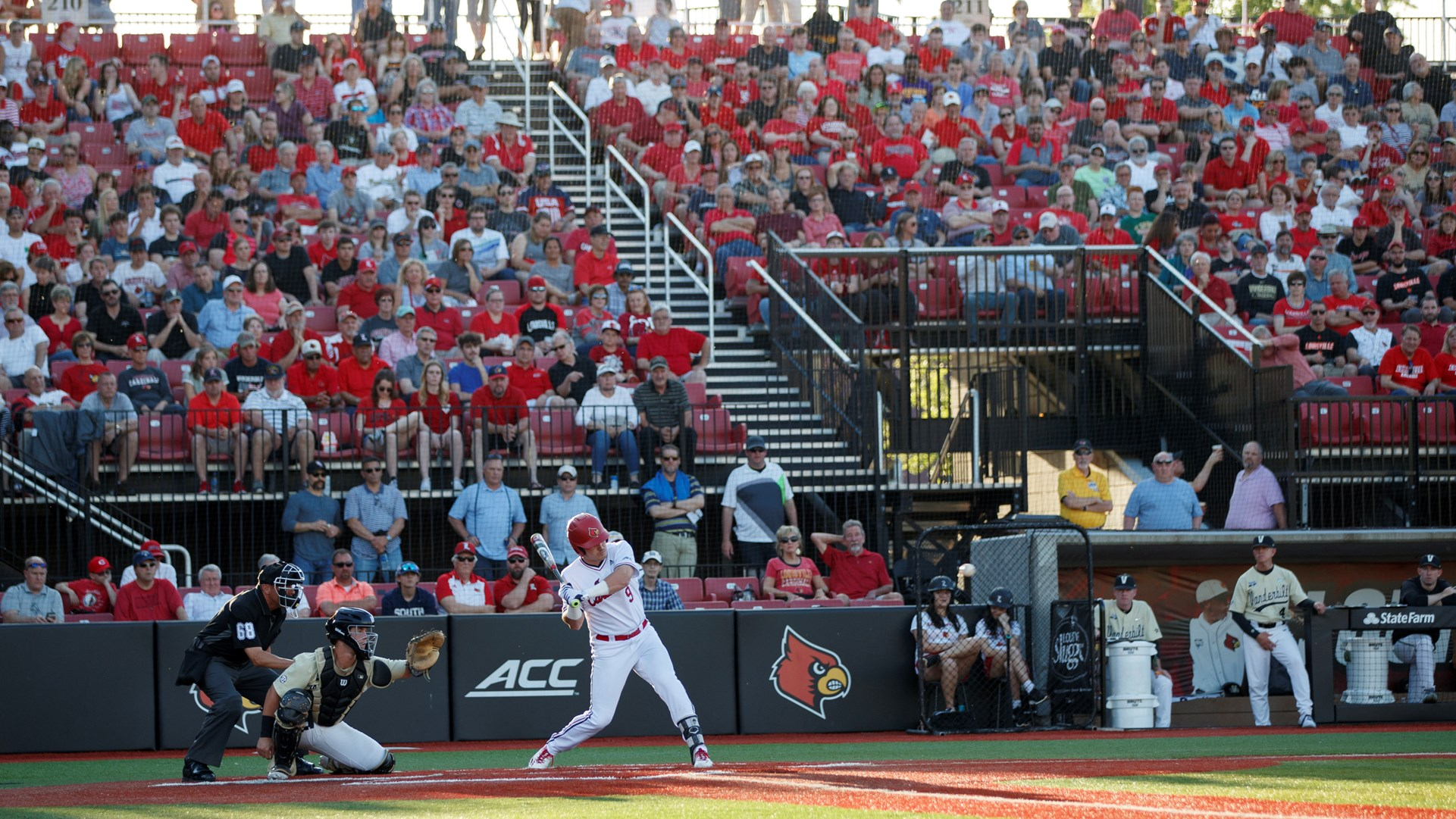 low priced 84f3e 77404 Danny Oriente during the Cardinals game with Vanderbilt at Jim Patterson  Stadium on May 7.
