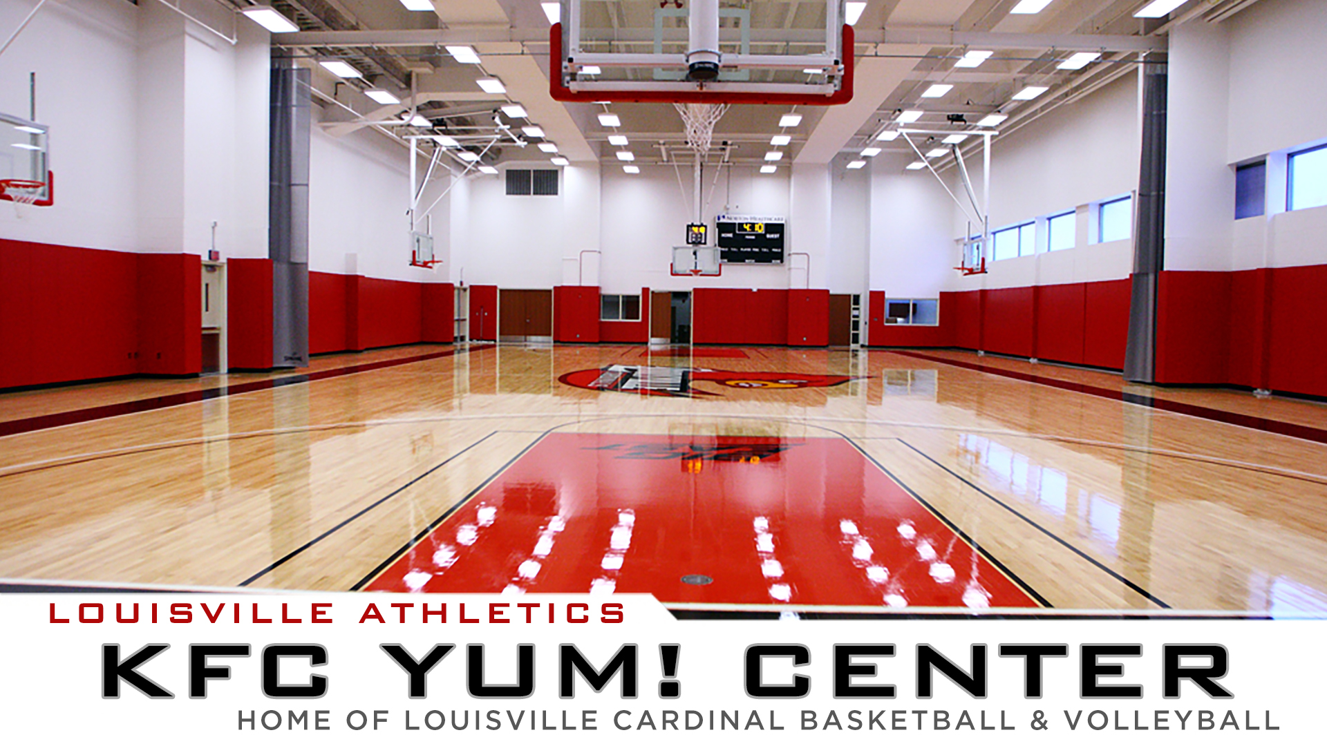 Kfc Yum Center Facilities University Of Louisville Athletics