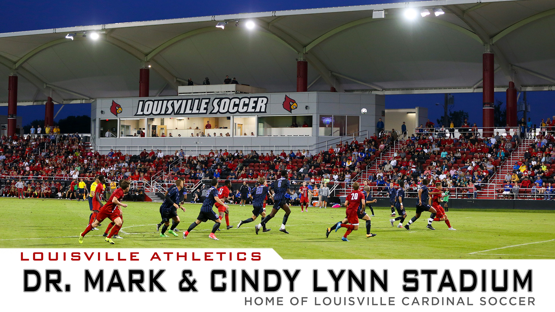 Dr  Mark & Cindy Lynn Stadium - Facilities - University of